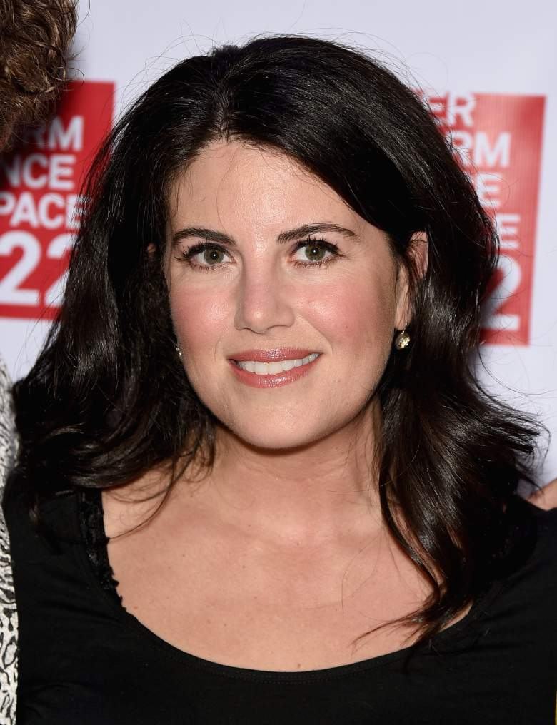 NEW YORK, NY - APRIL 20: Monica Lewinsky `attends the Performance Space 122 2015 Spring Gala Honoring Claire Danes at Capitale on April 20, 2015 in New York City. (Photo by Bryan Bedder/Getty Images)