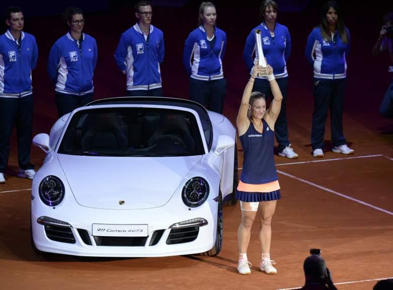 Angelique Kerber, Porsche