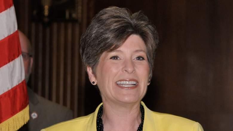 U.S. Senator Joni Ernst. (Getty)