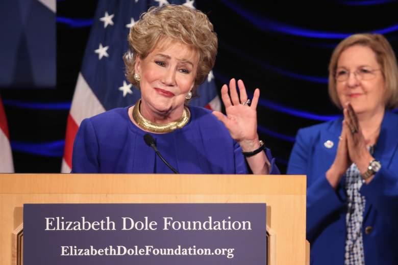 Liddy dole, Bob Dole wife, Elizabeth Dole, Republican Senator, North Carolina Senator