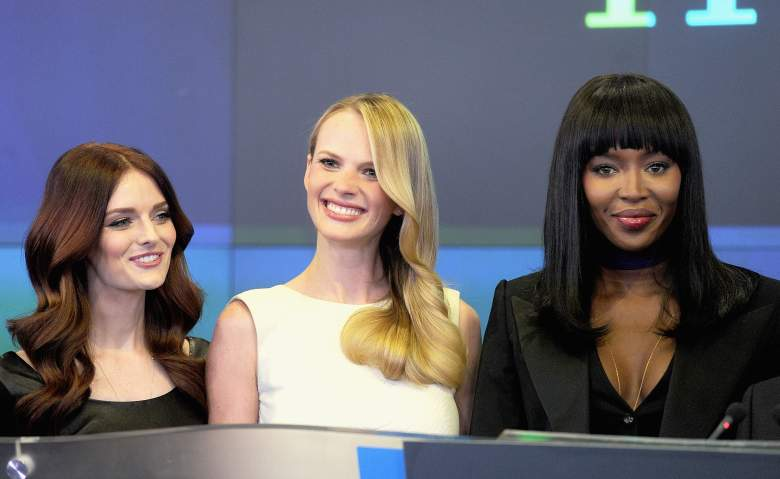 Lydia Hearst, Lydia Hearst model, Chris Hardwick girlfriend, Lydia Hearst The Face