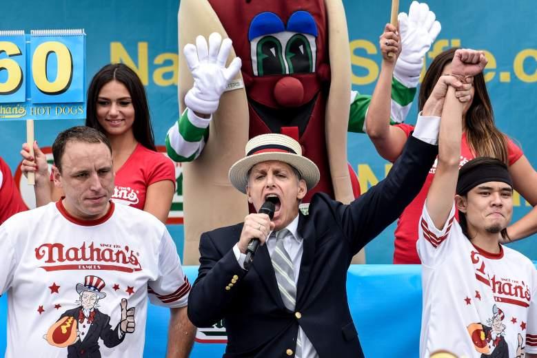 Matt Stonie, Nathan's Hot Dog Eating Contest
