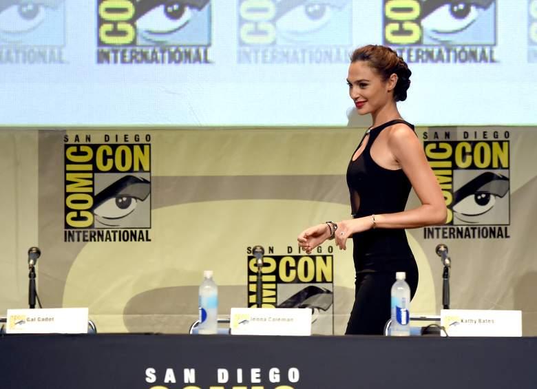 Gal Gadot SDCC, SDCC streaming, San Diego Comic Con, SDCC HQ