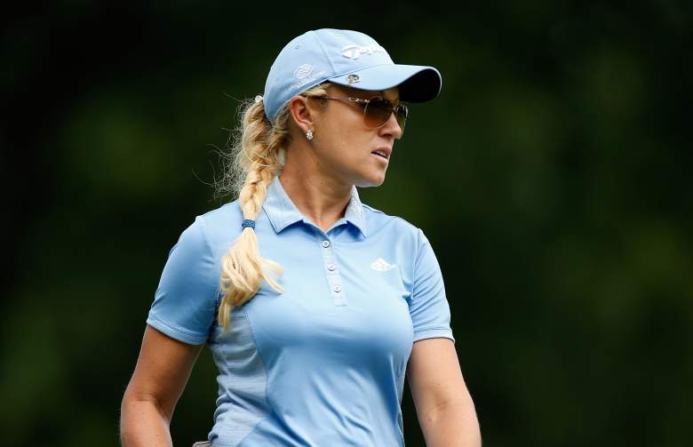 Natalie Gulbis, bio, golfer, donald trump, who is, husband