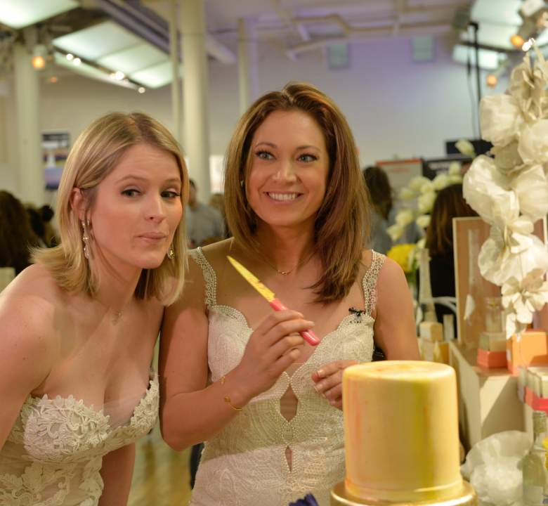 Sara Haines, Ginger Zee, GMA weather girl, Good Morning America