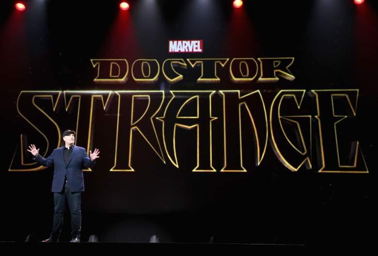 Marvel Studios, Marvel movies, Doctor Strange logo