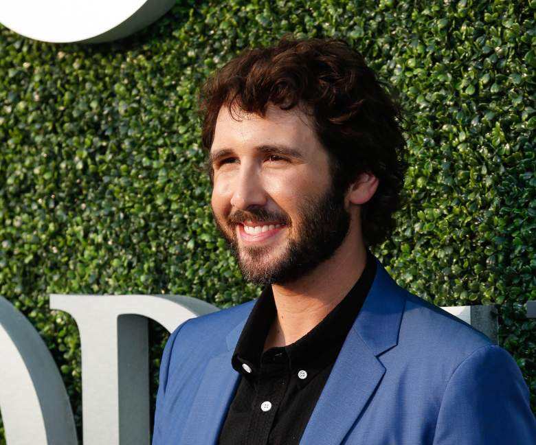 Josh Groban USTA, Josh Groban red carpet, Josh Groban national tennis center