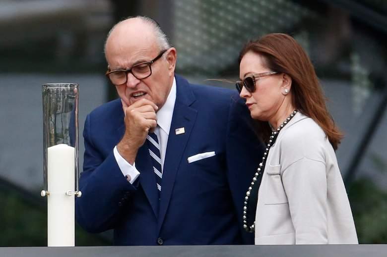 Rudy Giuliani wife, Rudy Giuliani, Judith Giuliani