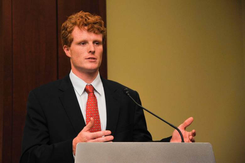 Joe Kennedy, Kennedy family, DNC Speaker Day 1, Massachusetts congressman