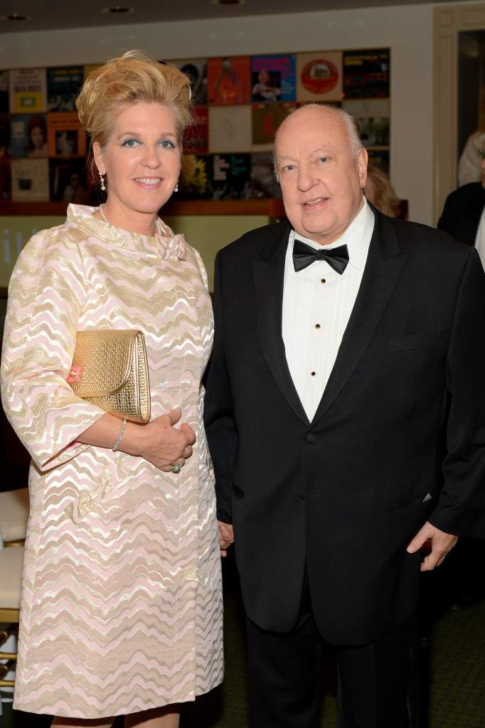 Elizabeth Ailes, Roger Ailes wife, Roger Ailes sexual harassment