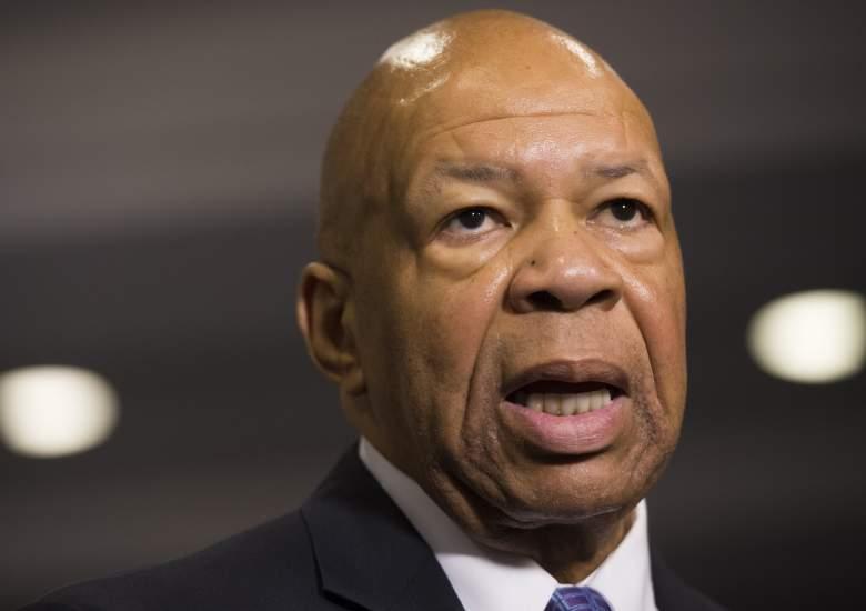 Elijah Cummings, Maryland Representative, Benghazi committee