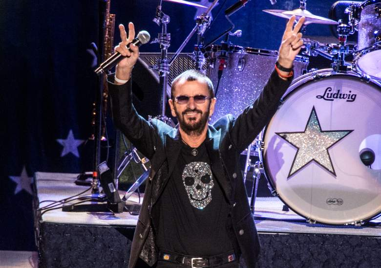 Ringo Starr Net Worth, Ringo Starr, Peace and Love, Richard Starkey