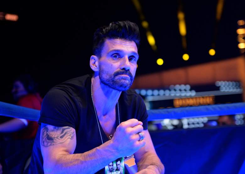 Frank Grillo fight, Staples Center, Los Angeles