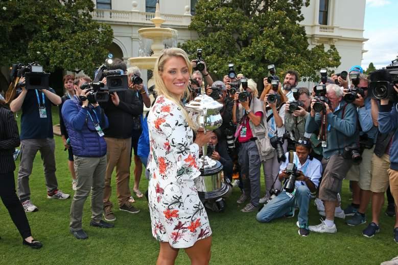 Angelique Kerber, Australian Open
