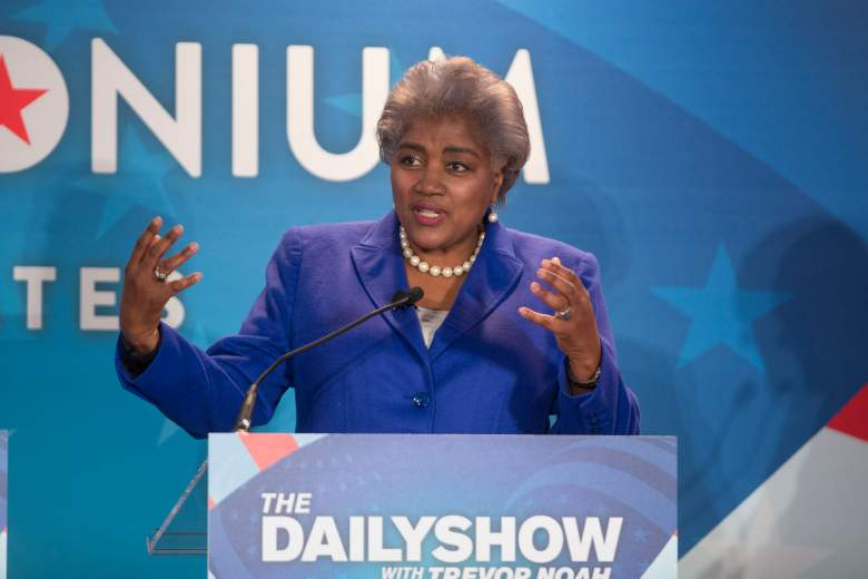 Donna Brazile, DNC Speakers, Democratic National Convention