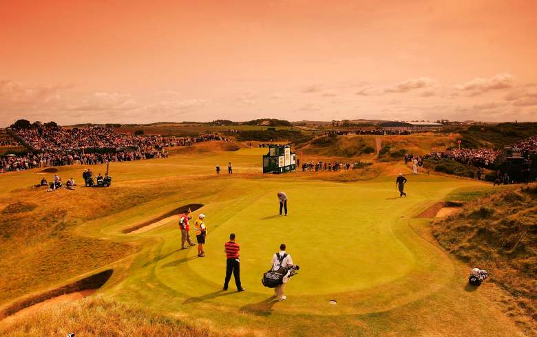 Royal Troon, Colin Montgomerie, British Open