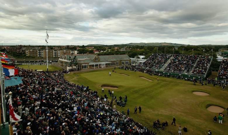Royal Troon, British Open, Todd Hamilton