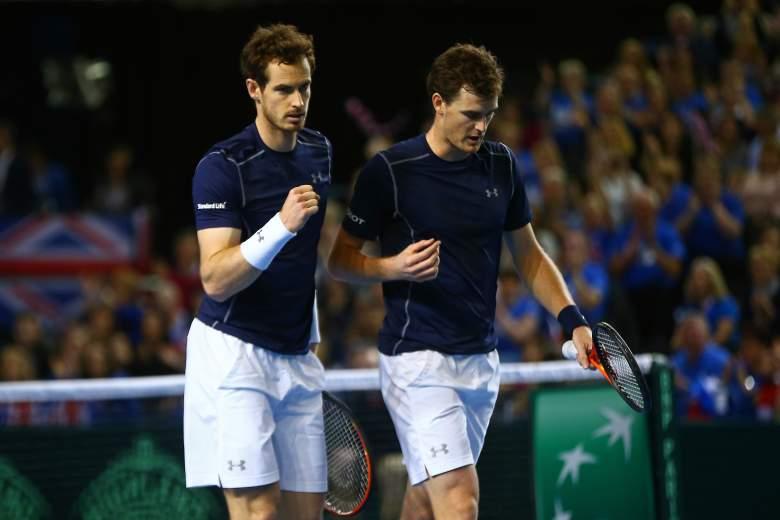 Andy Murray, Jamie Murray