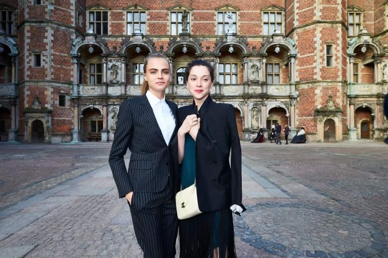 Cara Delevingne girlfriend, Cara delevingne and st. vincent, who is Cara Delevingne dating?