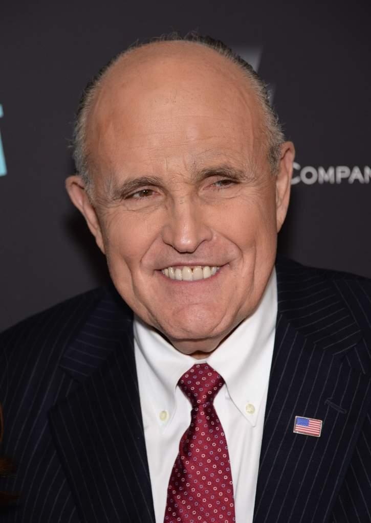 Rudy Giuliani. (Getty)
