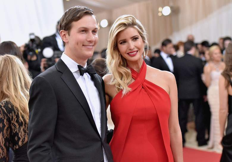 Jared Kushner, Ivanka Trump, Donald Trump son in law