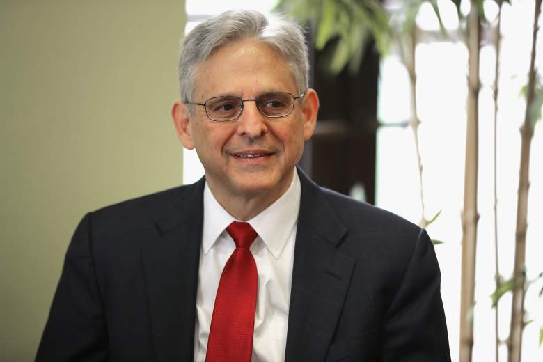 Merrick Garland, Supreme Court Justice nominee, Antonin Scalia replacement