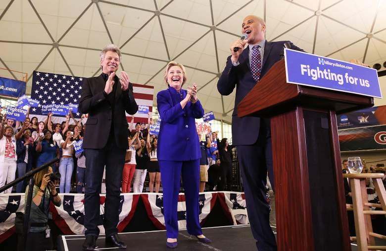 cory booker, waywire, sen booker, new jersey democrat, dnc 2016