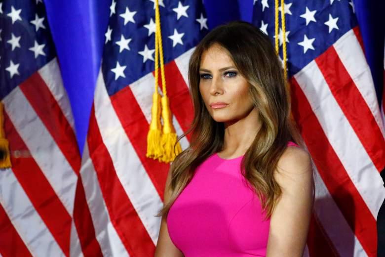 Melania Trump, Donald Trump, wife, son, family, nationality