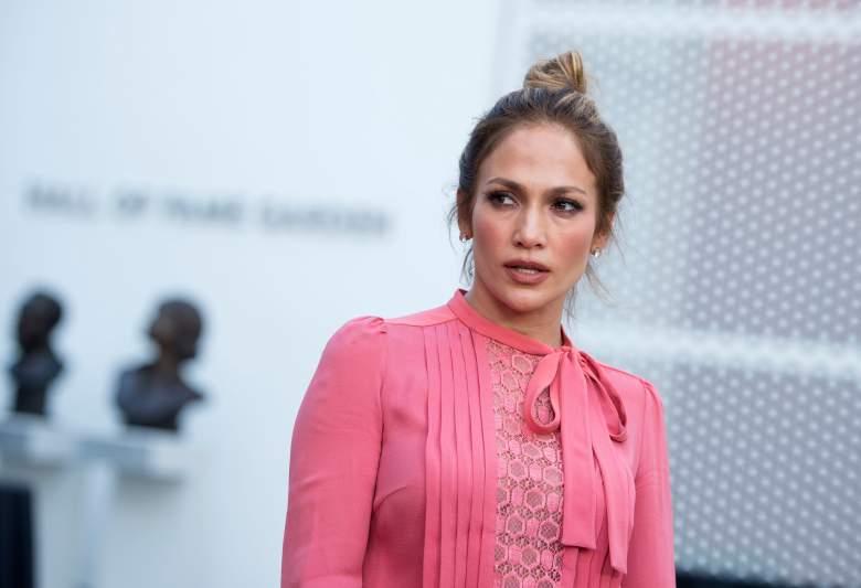 Jennifer Lopez, Shades of Blue Television Academy, Hollywood