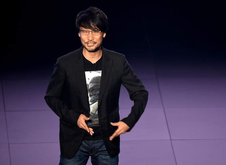 Hideo Kojima, E3 2016, Sony