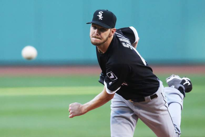 Chris Sale Red Sox, Chris Sale White Sox, Chris Sale pitches