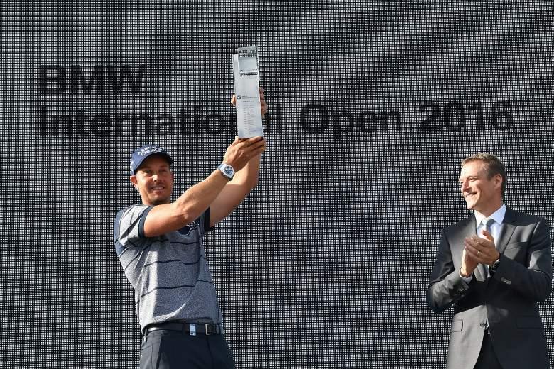 Henrik Stenson BMW International Open