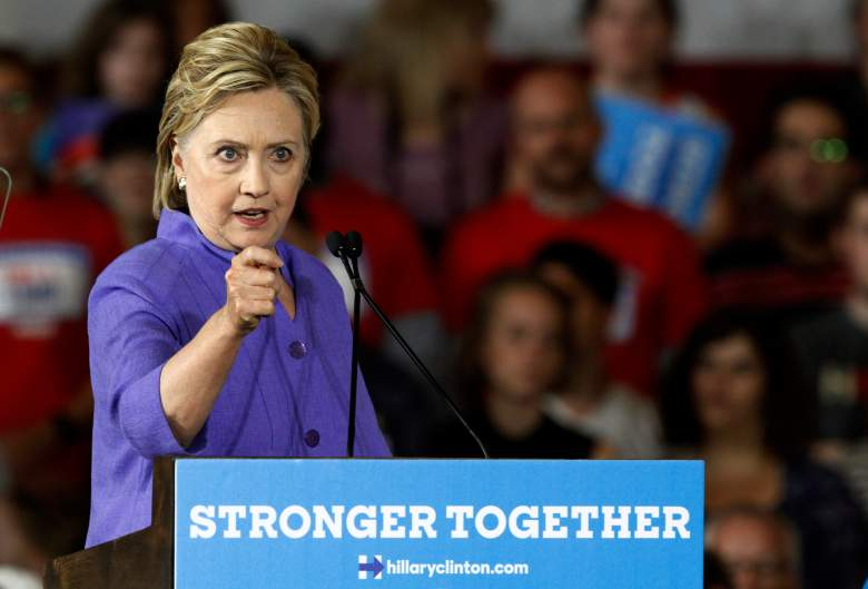 Hillary Clinton does not have as strong of a stance on gay marriage as she has said. Getty