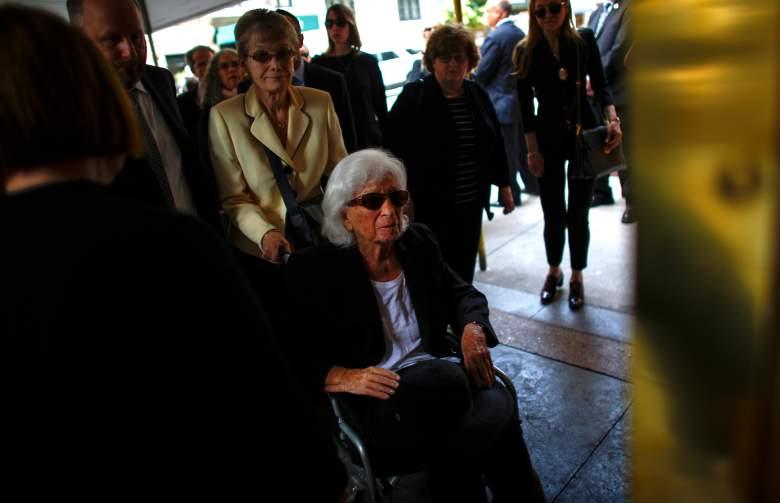 Elie Wiesel, Elie Wiesel funeral, Elie Wiesel wife