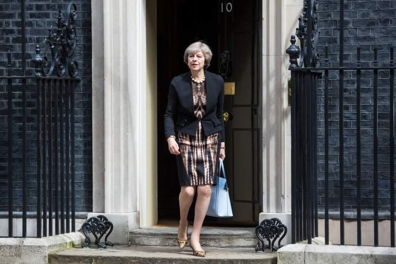Theresa May family, Theresa May UK, UK Prime Minister