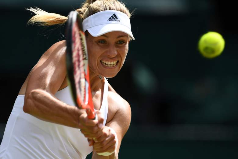 Angelique Kerber, Serena Williams, Wimbledon