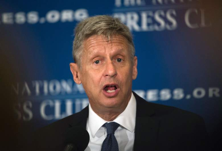 Gary Johnson government spending, Gary Johnson governor of New Mexico
