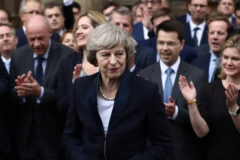 Theresa May family, new UK Prime Minister, Theresa May