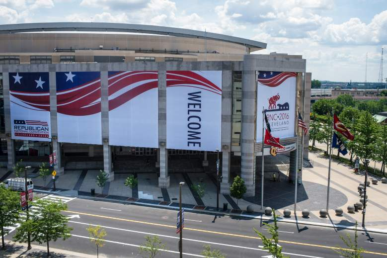 Republican National Convention, RNC schedule, RNC rules committee
