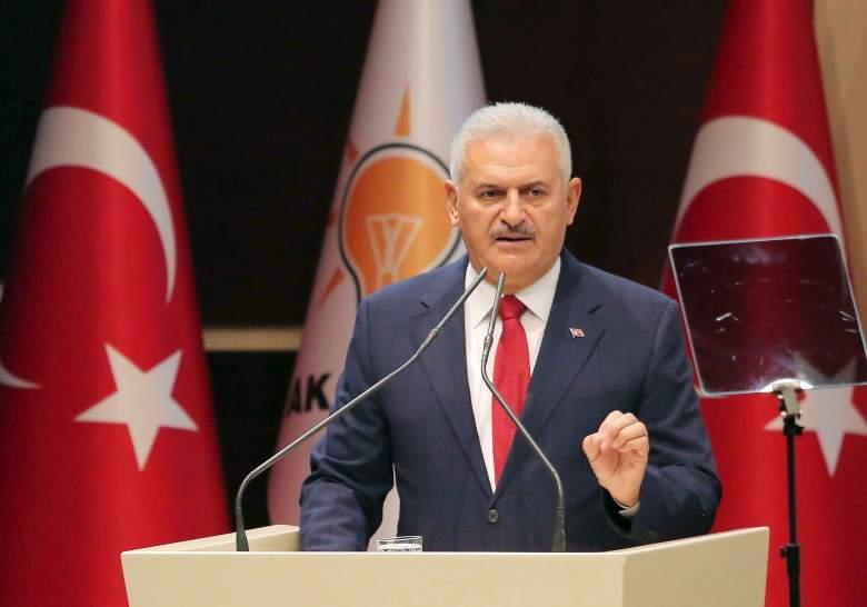 Binali Yildirim, Turkey Prime Minister, Turkey coup