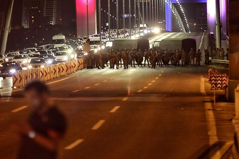 Turkey military coup, Binali Yildirim, Turkey