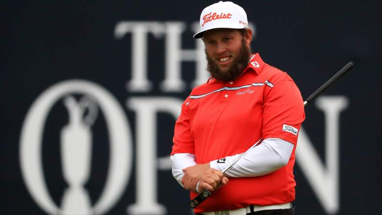 andrew johnston beef bio age golf height weight career stats wins earnings