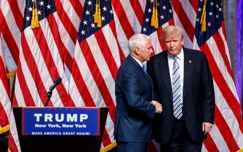 mike pence net worth, mike pence and donald trump, mike pence salary