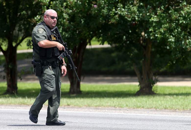 Baton Rouge, Police shooting, Louisiana