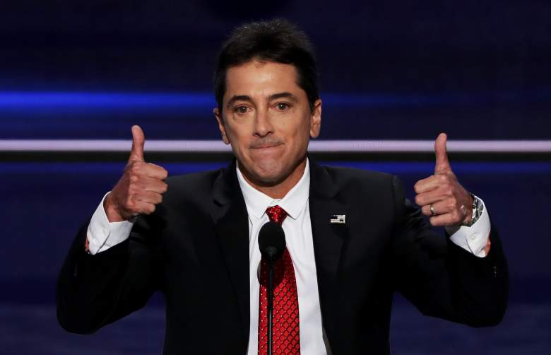 Actor Scott Baio was one of the early speeches of the night. Baio told CNN that he was added to the speakers list last week when he ran into Trump at an event. Baio emphasized restoring a work ethic into the country that he believes has deteriorated. (Getty)