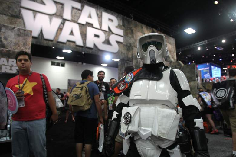 Star Wars, Star Wars SDCC, Star Wars cosplay