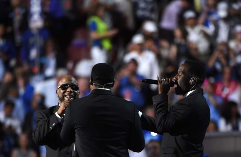 boyz ii men, mo town philly, dnc 2016