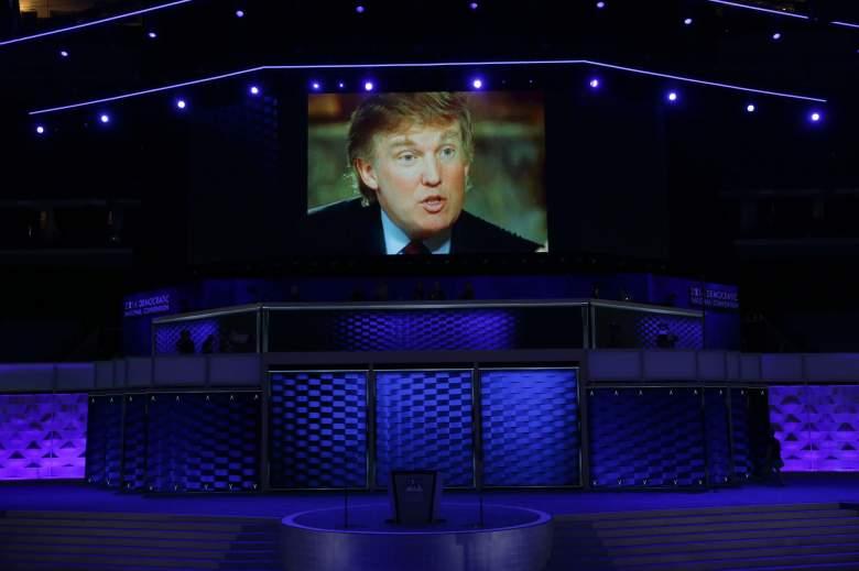 Donald Trump, DNC Day 1, DNC Donald Trump