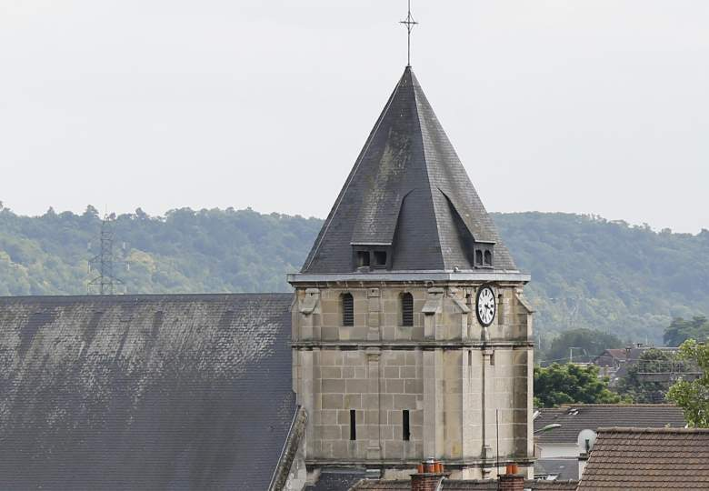 French priest murdered, French priest ISIS