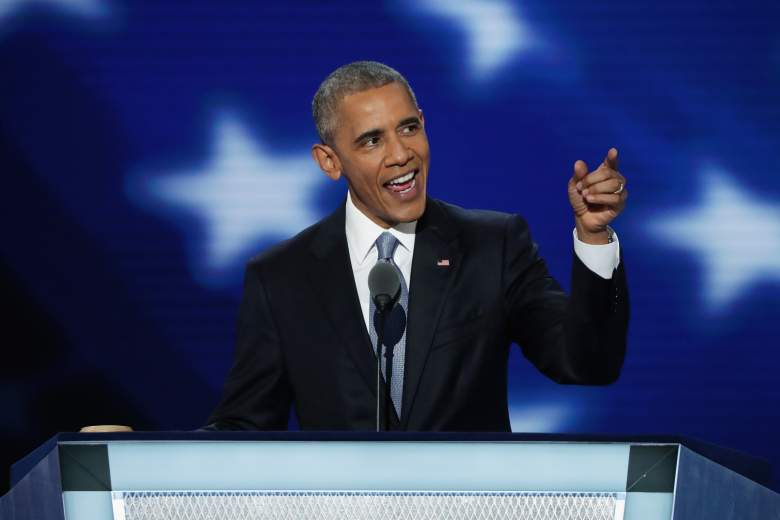 President Barack Obama, Obama third term, President Barack Obama DNC